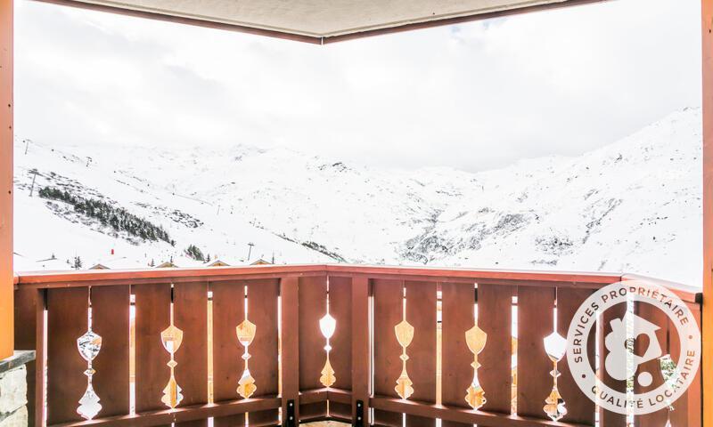 Vacances en montagne Appartement 3 pièces 6 personnes (Prestige 44m²-2) - Résidence les Alpages de Reberty - Maeva Home - Les Menuires - Extérieur hiver