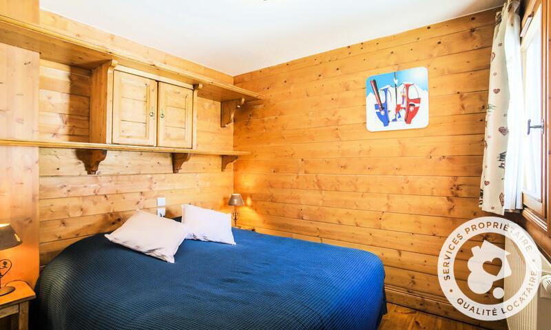 Vacances en montagne Appartement 3 pièces 6 personnes (Sélection 61m²) - Résidence les Alpages de Reberty - Maeva Home - Les Menuires - Extérieur hiver