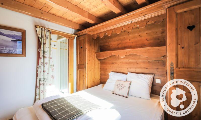Vacances en montagne Appartement 3 pièces 8 personnes (Sélection 60m²-3) - Résidence les Alpages de Reberty - Maeva Home - Les Menuires - Extérieur hiver