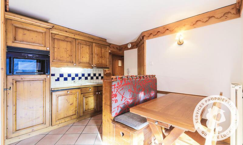 Vacances en montagne Appartement 3 pièces 6 personnes (Sélection 44m²) - Résidence les Alpages de Reberty - Maeva Home - Les Menuires - Extérieur hiver