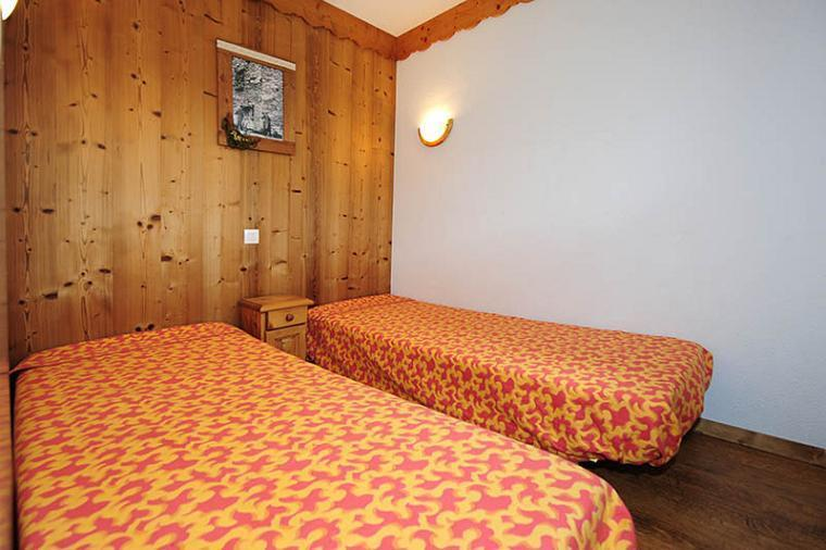 Location au ski Appartement 2 pièces cabine 6 personnes (428) - Résidence les Balcons d'Olympie - Les Menuires