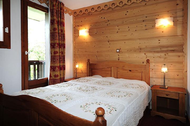 Location au ski Appartement 2 pièces 8 personnes (319) - Résidence les Balcons d'Olympie - Les Menuires - Chambre