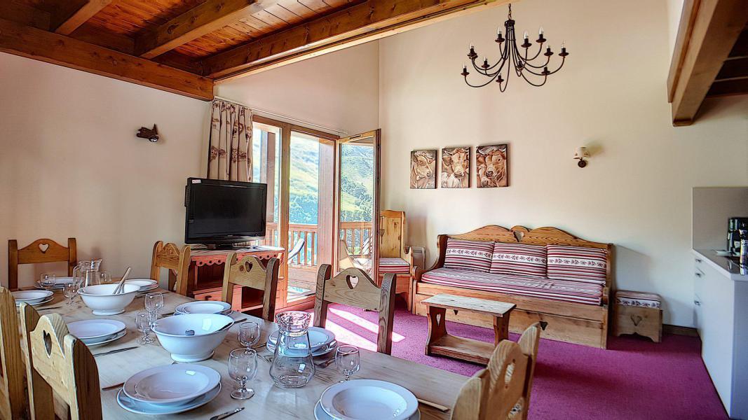 Location au ski Appartement duplex 4 pièces 10 personnes (8) - Residence Les Cristaux - Les Menuires