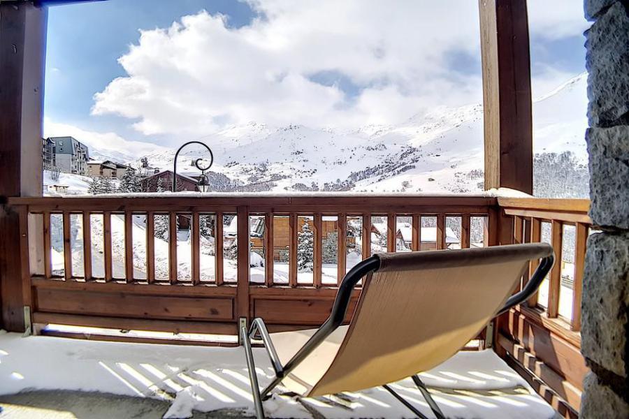 Location au ski Appartement 3 pièces 6 personnes (24) - Résidence les Cristaux - Les Menuires