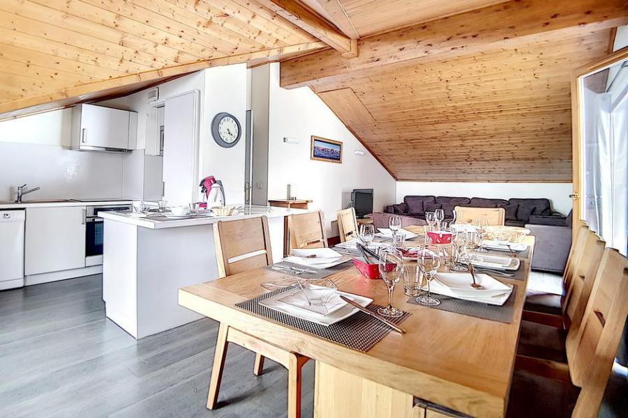 Soggiorno sugli sci Appartamento 4 stanze per 10 persone (28) - Résidence les Cristaux - Les Menuires