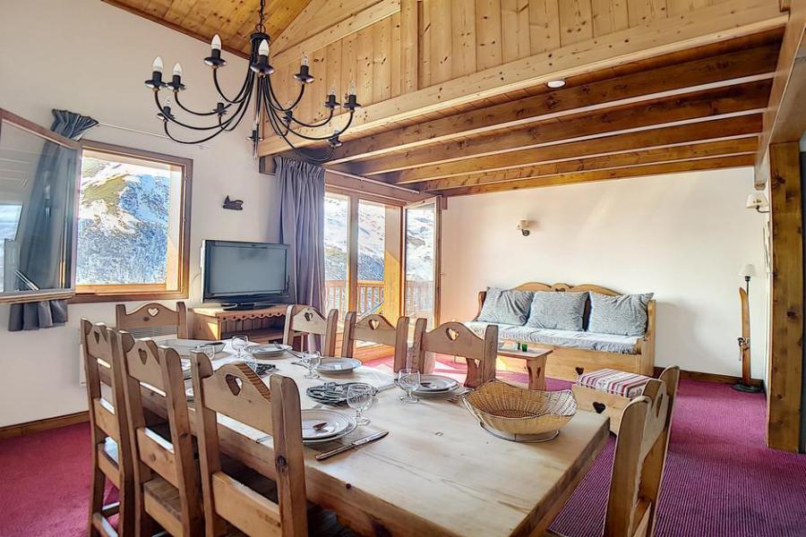 Location au ski Résidence les Cristaux - Les Menuires