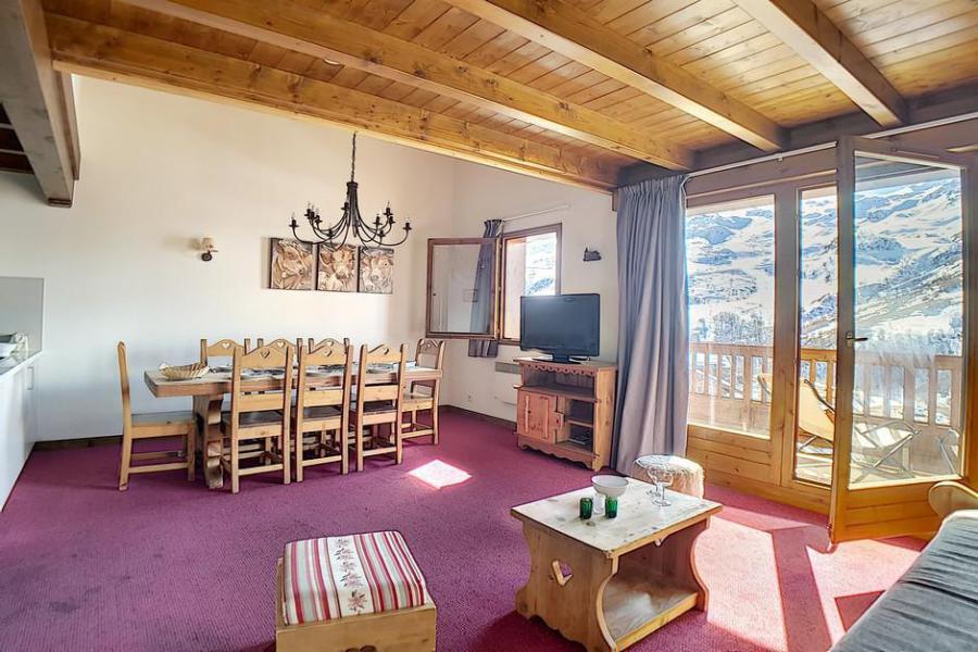 Location au ski Appartement duplex 4 pièces 8 personnes (10) - Résidence les Cristaux - Les Menuires