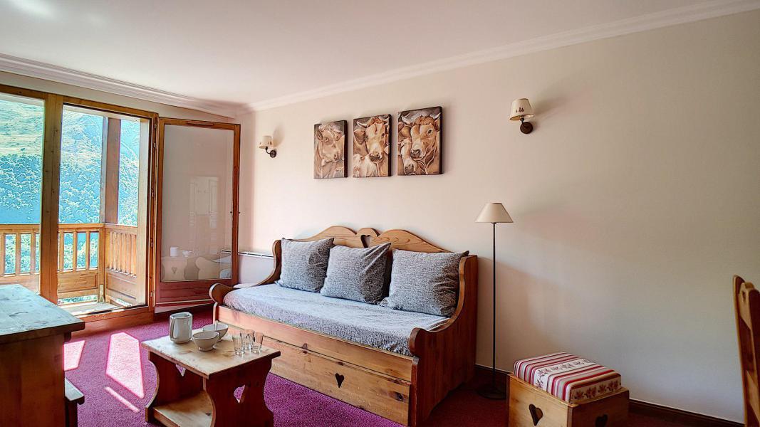 Soggiorno sugli sci Appartamento 3 stanze per 6 persone (5) - Résidence les Cristaux - Les Menuires