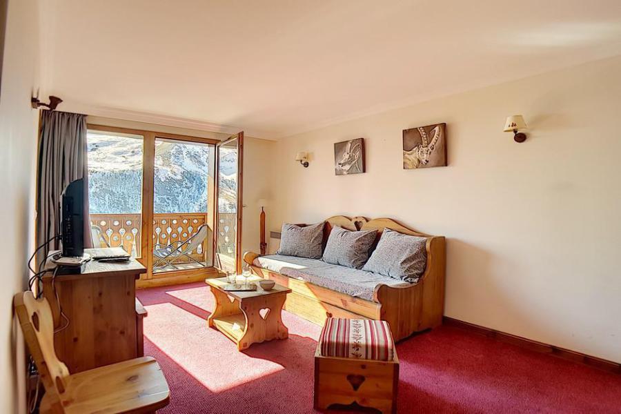 Soggiorno sugli sci Appartamento 3 stanze per 6 persone (6) - Résidence les Cristaux - Les Menuires