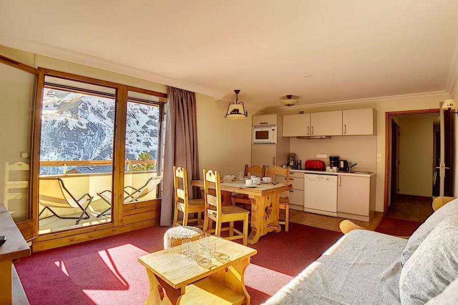 Location au ski Appartement 2 pièces 4 personnes (2) - Résidence les Cristaux - Les Menuires