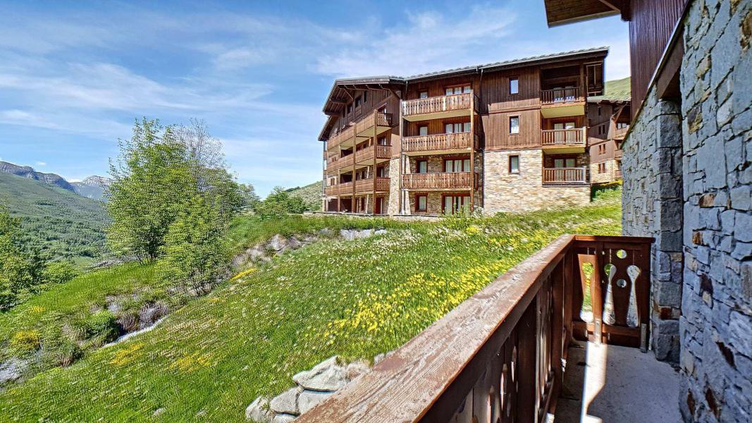 Soggiorno sugli sci Appartamento 4 stanze per 8 persone (22) - Résidence les Cristaux - Les Menuires