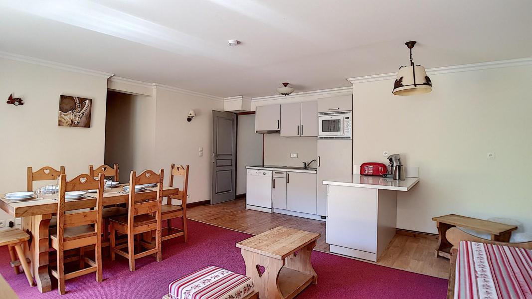 Soggiorno sugli sci Appartamento 3 stanze per 6 persone (1) - Résidence les Cristaux - Les Menuires