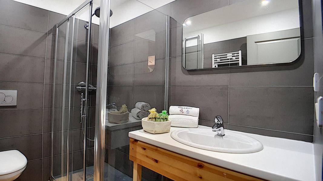 Soggiorno sugli sci Appartamento su due piani 4 stanze per 10 persone (8) - Résidence les Cristaux - Les Menuires