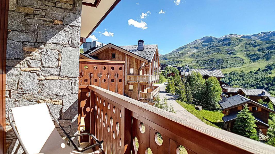 Soggiorno sugli sci Appartamento 3 stanze per 6 persone (3) - Résidence les Cristaux - Les Menuires