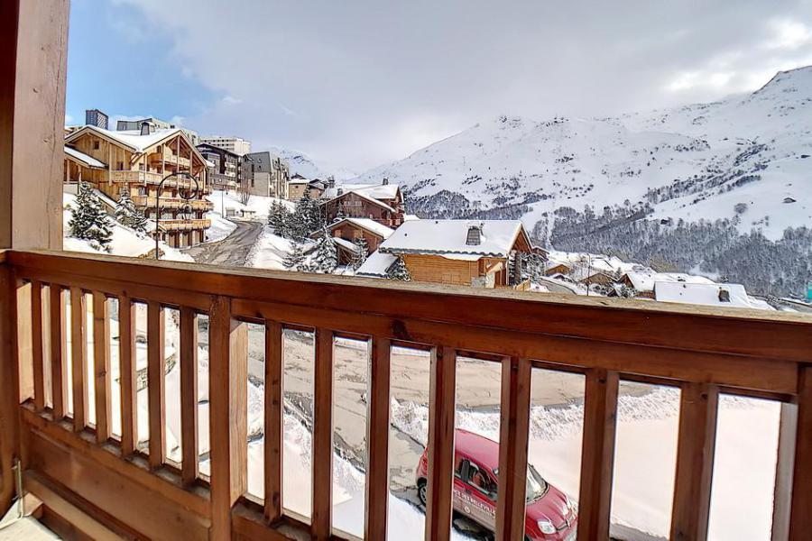 Location au ski Appartement 4 pièces 8 personnes (25) - Résidence les Cristaux - Les Menuires