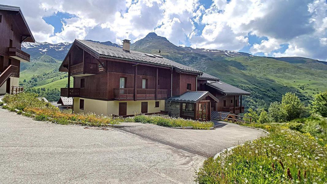 Location au ski Résidence les Cristaux - Les Menuires - Hammam