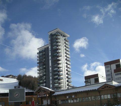 Location au ski Résidence les Dorons - Les Menuires