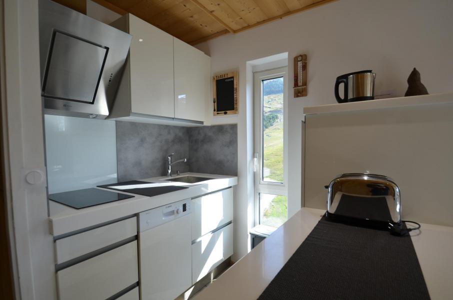 Location au ski Appartement 2 pièces 5 personnes (1205) - Résidence les Dorons - Les Menuires - Plan