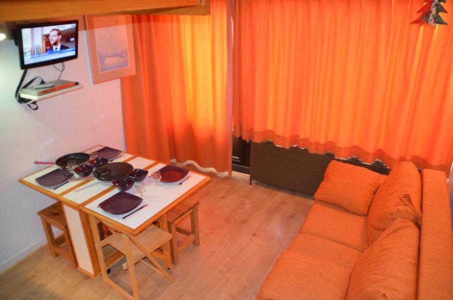 Location au ski Studio mezzanine 3 personnes (1304) - Résidence les Dorons - Les Menuires