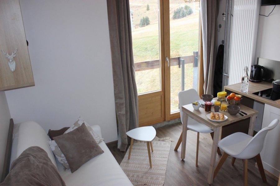 Location au ski Studio 2 personnes (406) - Résidence les Dorons - Les Menuires