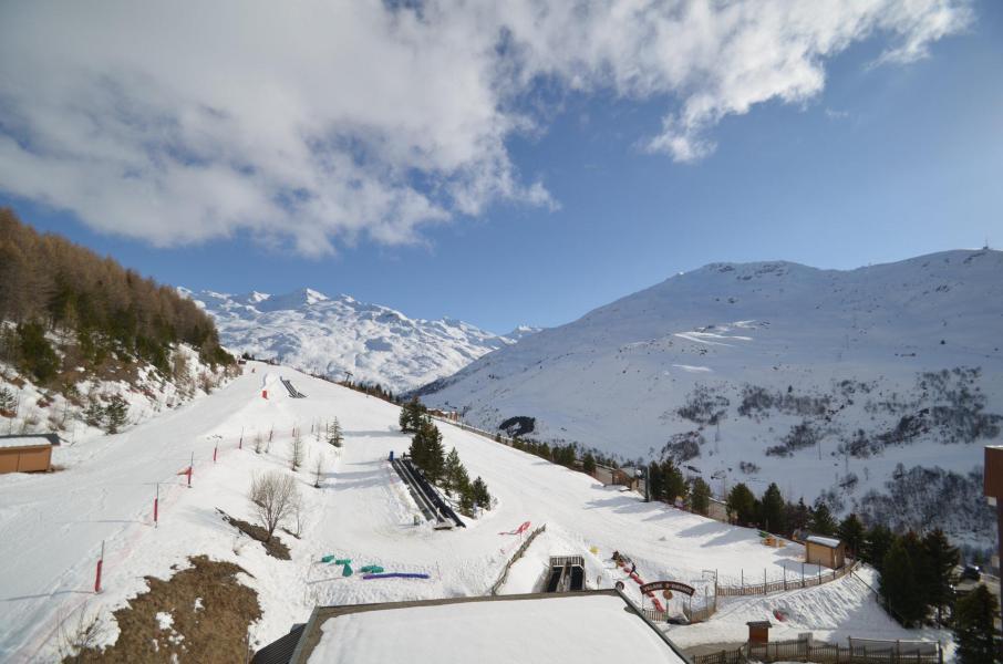 Location au ski Studio 2 personnes (504) - Résidence les Dorons - Les Menuires
