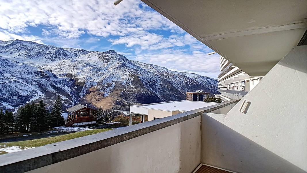 Soggiorno sugli sci Monolocale su 2 piani per 4 persone (104) - Résidence les Evons - Les Menuires