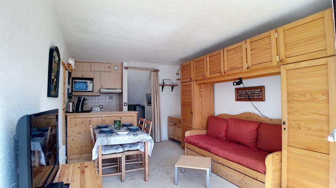 Location au ski Studio coin montagne 4 personnes (03) - Résidence les Evons - Les Menuires