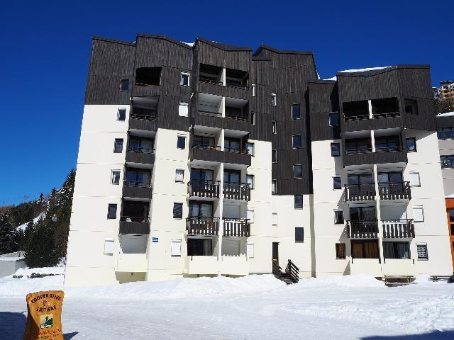 Location au ski Residence Les Gentianes - Les Menuires