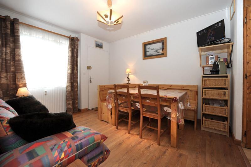 Vacances en montagne Appartement 2 pièces 6 personnes (A5) - Résidence les Lauzes - Les Menuires - Extérieur hiver