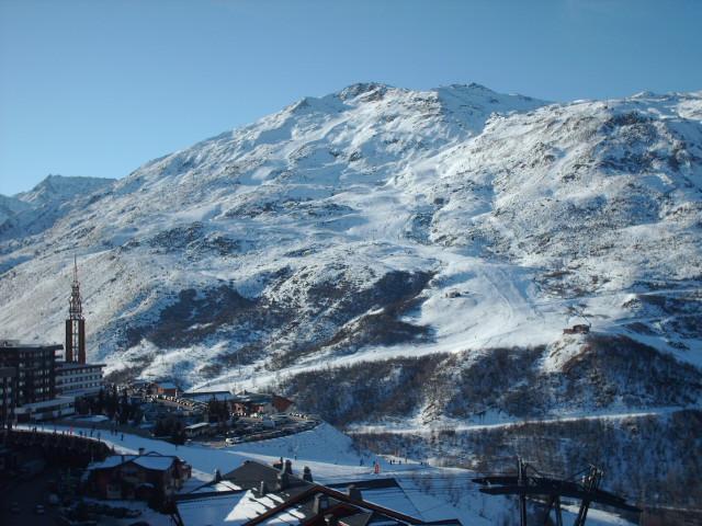 Location au ski Résidence les Lauzes - Les Menuires