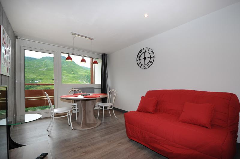 Location au ski Appartement 2 pièces 4 personnes (8) - Résidence les Lauzes - Les Menuires - Fauteuil
