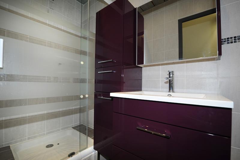 Location au ski Appartement 2 pièces 4 personnes (8) - Résidence les Lauzes - Les Menuires - Salle de bains