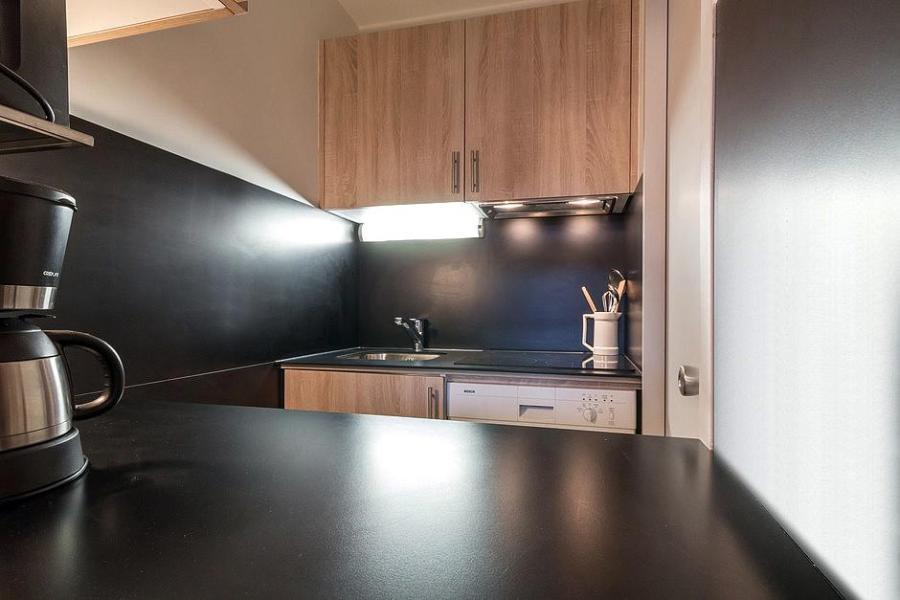 Wynajem na narty Apartament 2 pokojowy 4 osób (204) - Résidence les Soldanelles A - Les Menuires - Aneks kuchenny