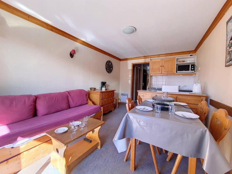 Location au ski Appartement 2 pièces 4 personnes (1116) - Résidence les Valmonts - Les Menuires