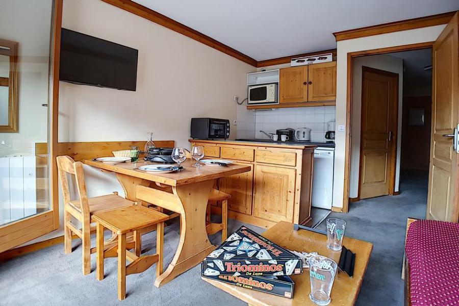 Location au ski Appartement 2 pièces 4 personnes (402) - Résidence les Valmonts - Les Menuires