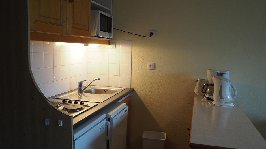 Wynajem na narty Apartament 2 pokojowy 4 osób (1216) - Résidence les Valmonts - Les Menuires