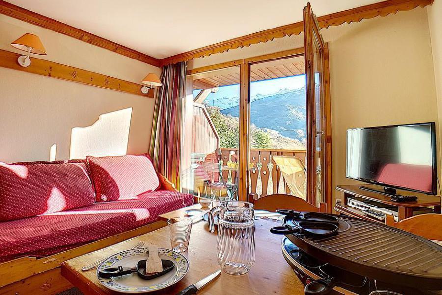 Wynajem na narty Apartament 2 pokojowy 4 osób (710) - Résidence les Valmonts - Les Menuires