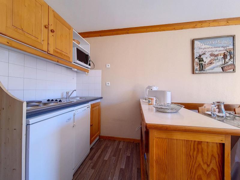 Аренда на лыжном курорте Résidence les Valmonts - Les Menuires