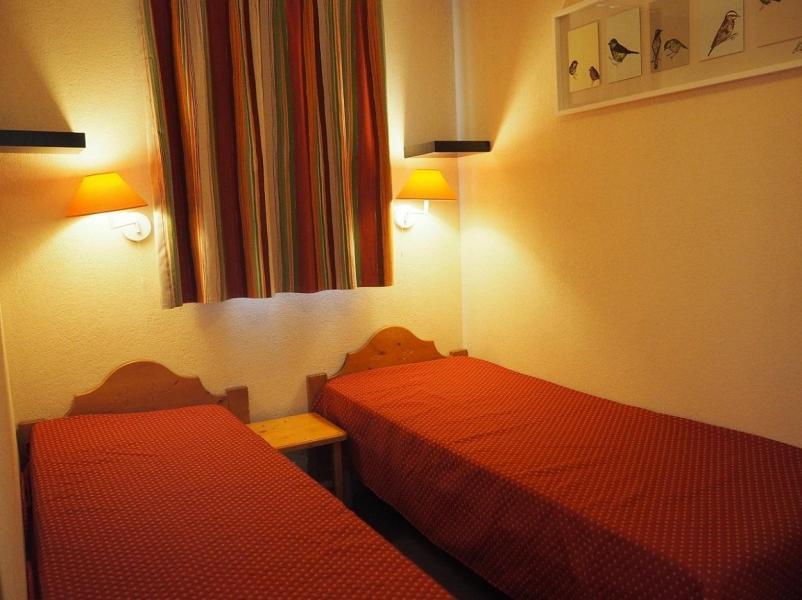 Location au ski Appartement 2 pièces 4 personnes (306) - Résidence les Valmonts - Les Menuires - Lit simple