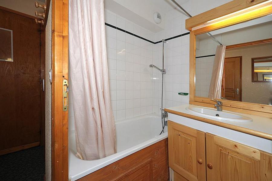 Location au ski Appartement 3 pièces 6 personnes (205) - Résidence les Valmonts - Les Menuires - Lits twin