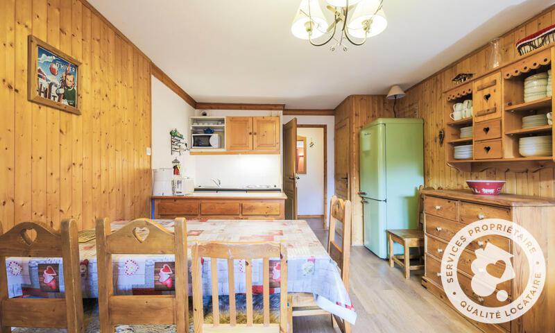 Аренда на лыжном курорте Апартаменты 4 комнат 8 чел. (Sélection 65m²-3) - Résidence les Valmonts - Maeva Home - Les Menuires - зимой под открытым небом