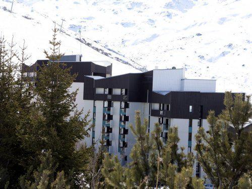 Location au ski Résidence Maeva les Combes - Les Menuires - Extérieur hiver