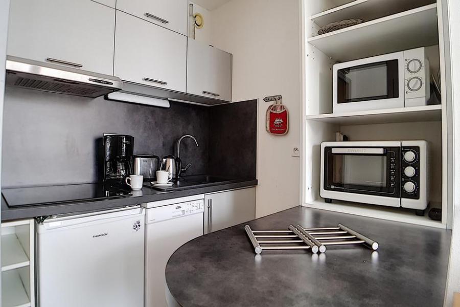 Soggiorno sugli sci Appartamento 1 stanze con cabina per 5 persone (63) - Résidence Mélèzes - Les Menuires
