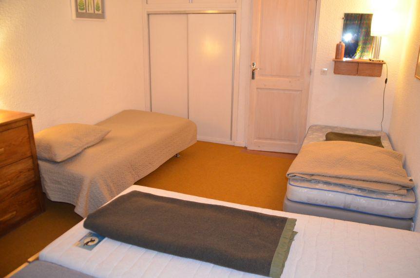 Location au ski Appartement triplex 3 pièces 8 personnes (417) - Résidence Nant Benoit - Les Menuires - Appartement