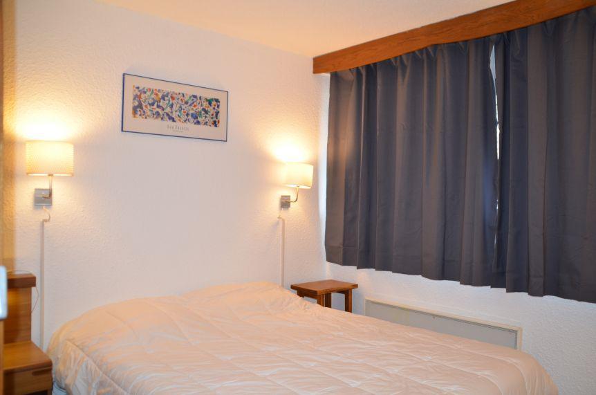 Location au ski Appartement triplex 3 pièces 8 personnes (417) - Résidence Nant Benoit - Les Menuires - Chambre