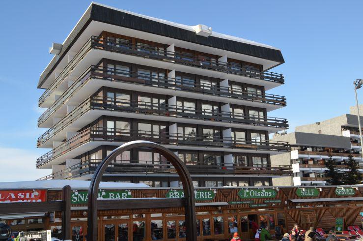Location au ski Residence Oisans - Les Menuires