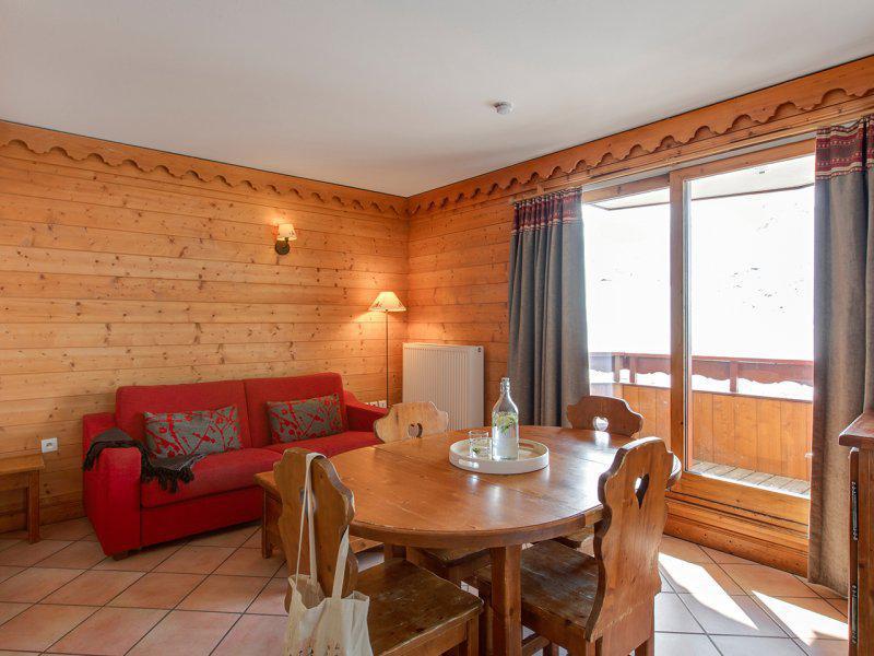 Location au ski Appartement 2 pièces 2-4 personnes - Résidence P&V Premium les Alpages de Reberty - Les Menuires