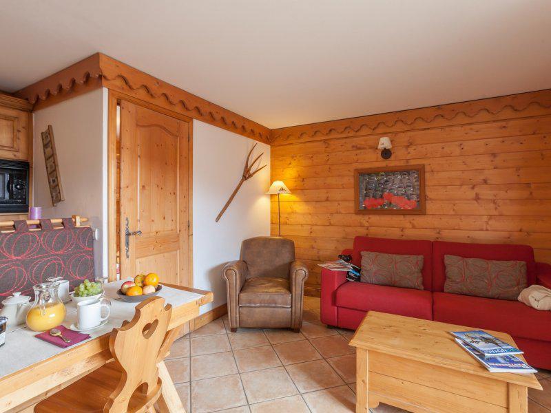 Location au ski Appartement 3 pièces 4-6 personnes - Résidence P&V Premium les Alpages de Reberty - Les Menuires
