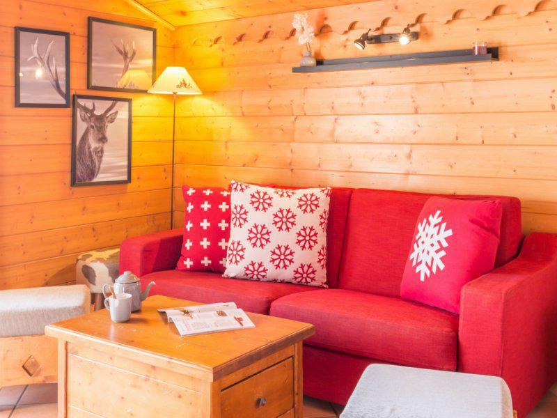 Location au ski Appartement 3 pièces mezzanine 8 personnes (Supérieure) - Résidence P&V Premium les Alpages de Reberty - Les Menuires