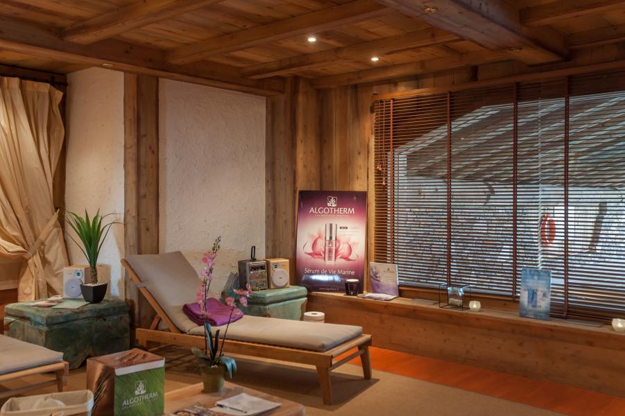 Location au ski Résidence P&V Premium les Alpages de Reberty - Les Menuires - Relaxation